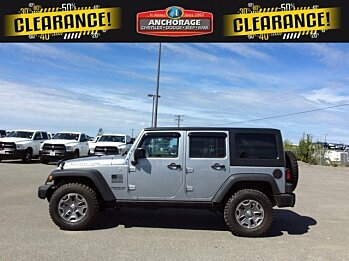 2014 Jeep Wrangler 4WD Unlimited Rubicon for sale 100877531